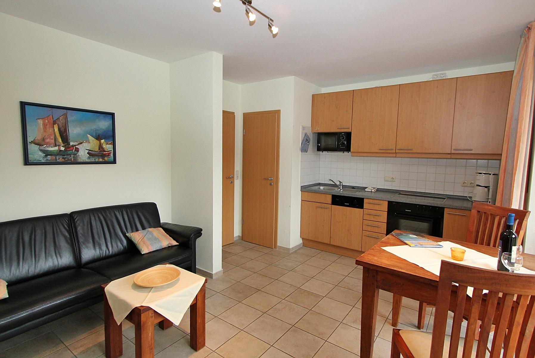 02 wohnraum mit küche